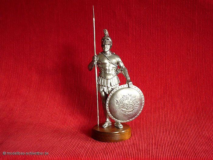 Athenischer Krieger<br><i>Maßstab: 1 : 16<br>Bestehend aus ca. 55 Einzelteilen</i><br>Original Plastikmodellbausatz von MiniArt